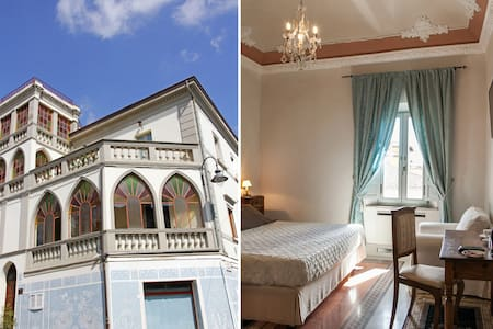 Suite Villa Garibaldi Blu