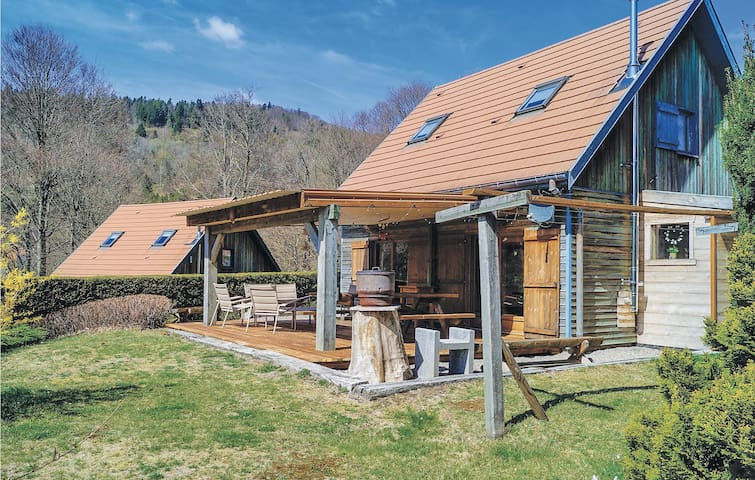 Holiday cottage with 3 bedrooms on 96m² in St. Maurice S/Moselle