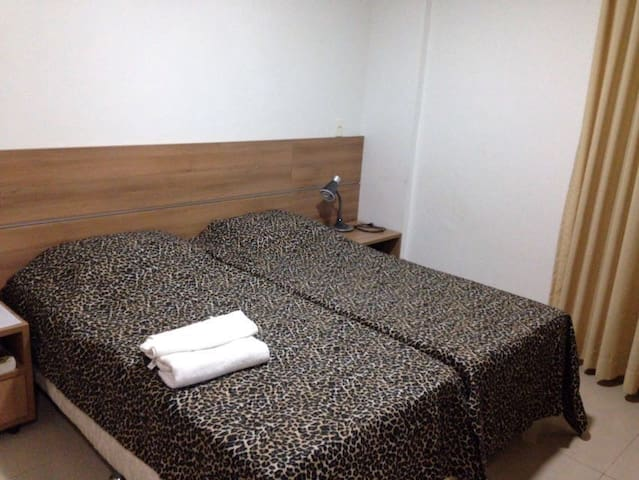 Space, a very well located flat - Manaus