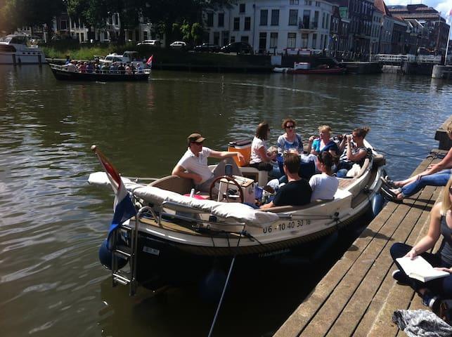 Utrecht Sloep Rondvaarten.
