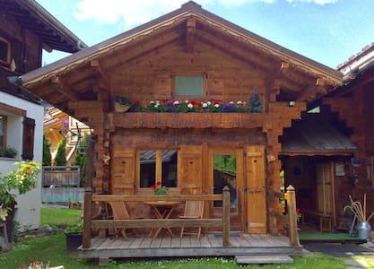 Mazot de La Tete aux Vents - Chamonix - Dağ Evi