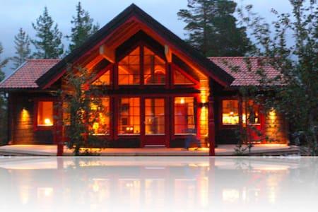 Mountain lodge in Dalarna
