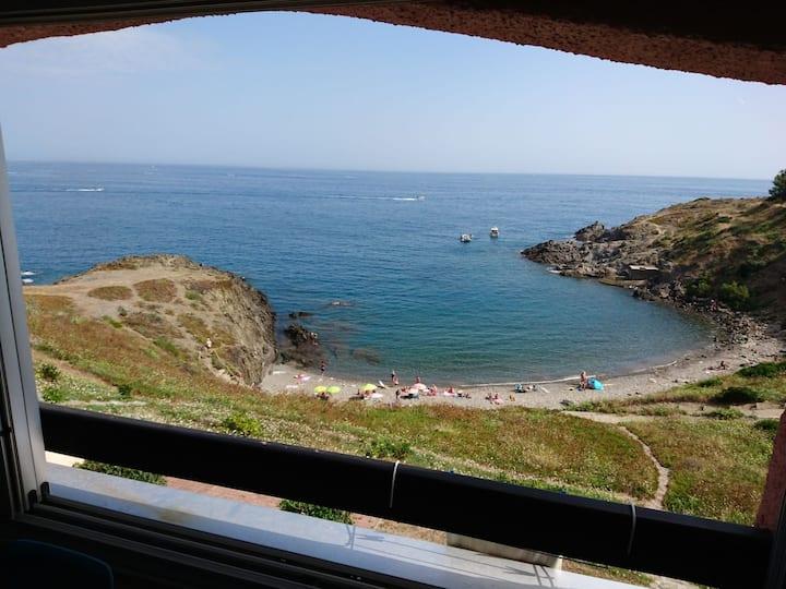 Wonderful Sea view flat