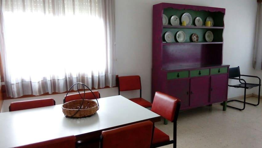Apartamento en la playa de Patos
