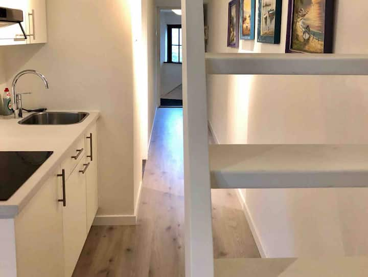 Just renovated 2 bedroom apartment in city center