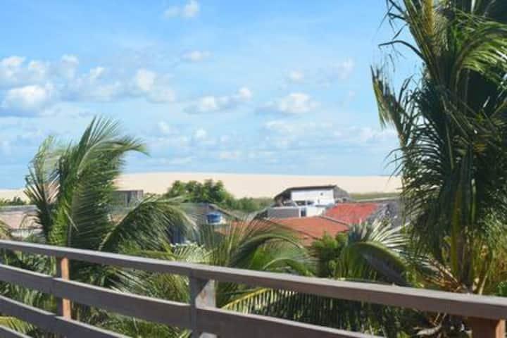 pousada tropical brasil quarto triplo superior