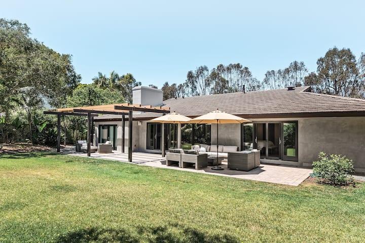 Modern Serenity Santa Barbara
