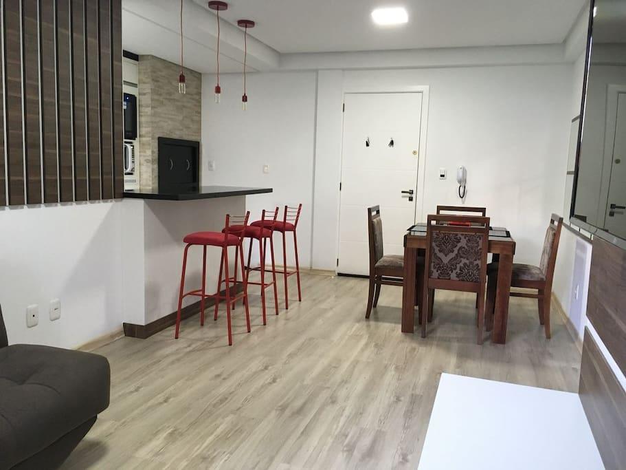 Sala - Sala de jantar