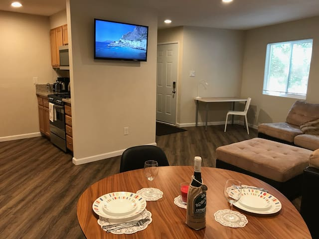 RANCHO CORDOVA / FULLY renovated 1 b/1 b apt