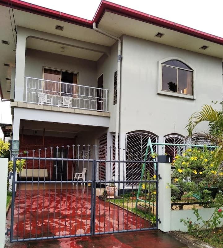 Leuke vakantiewoning in Paramaribo Noord
