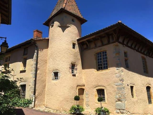 Manoir au sein du village - La Fleur de Lys