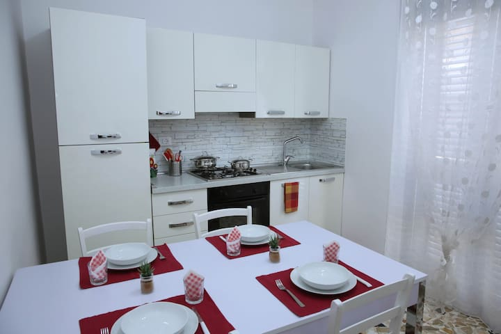 Salvatore house 600 meters from the