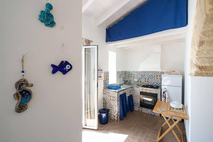 Casa Mariuccia close to the sea - Santa Flavia - Apartment