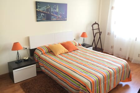 Downtown flat close to the beach - Vilanova de Arousa
