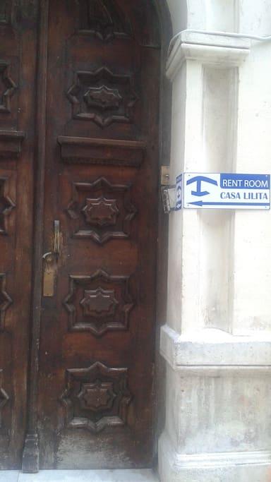 Casa Lilita Old Havana-Building