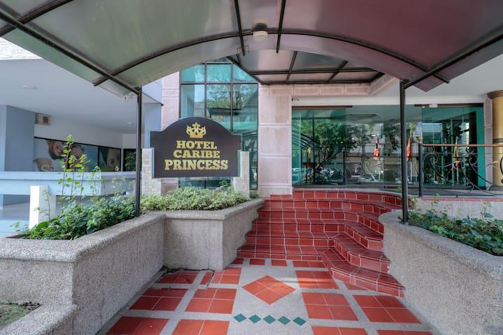 Habitación Sencilla - Hotel Caribe Princess