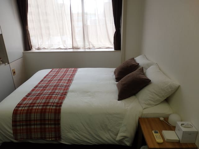 New! Unit #1Cozy Room 5 min Shinjuku Sta. - Shibuya-ku - Leilighet