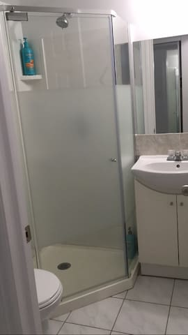 Clean Basement Private Room with Private Washroom B