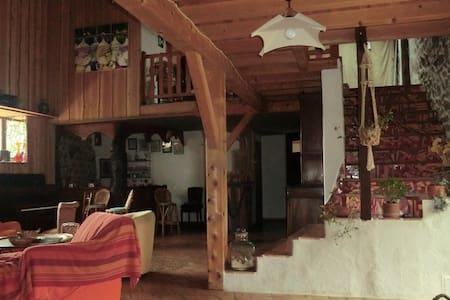 ancienne ferme rénovée - Cremeaux - Ev