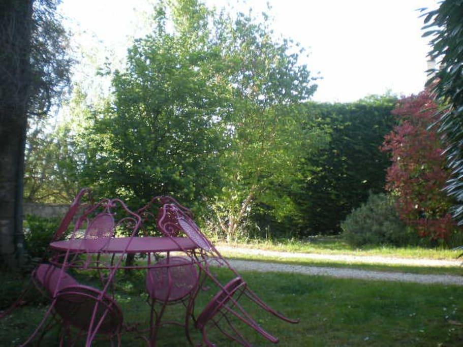 Jardin / Barbecue