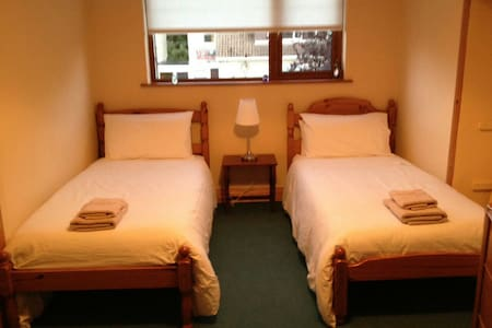Lovely twin room in Dublin - Templeogue