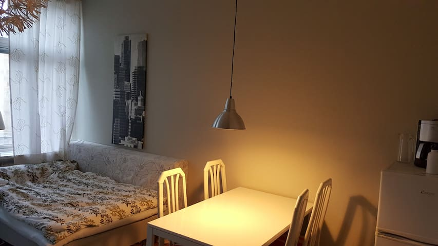 City center apartment, Jönköping - Jönköping - Sala sypialna