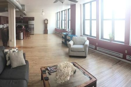 Luxury Apartment Right Downtown