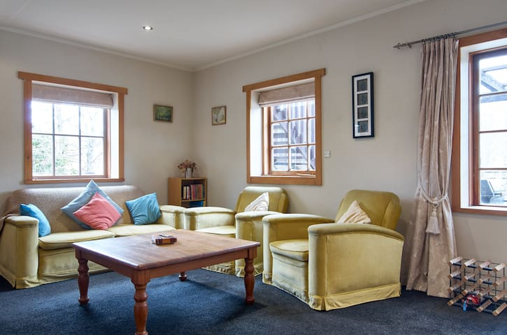 Lazy Acres - One bedroom apartment - Wanaka - Apartamento