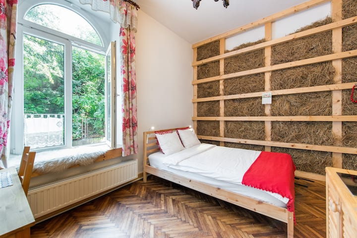Apartament Country w centrum Krakow