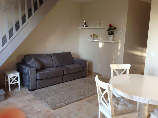 Villa Varco, charming duplex studio - Auxonne - Apartment