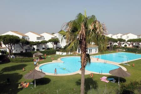 Apartamento cerca de la playa Sancti Petri RLQ - Poblado Sancti Petri - Lakás