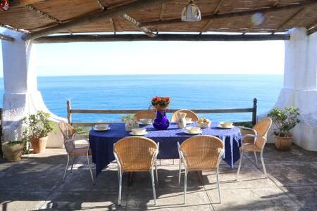 Grande Villa nel Verde, caletta al mare privata-C - Castro Marina - Villa