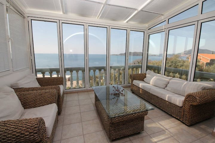 Fantastic sea view apartment - Budva - Apartmen