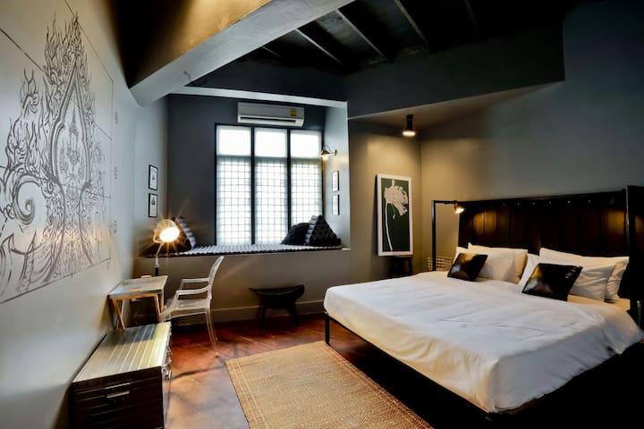 Deluxe Double Room in BKK Old Town