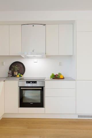Bardzo przestrony, luksusowy apartament