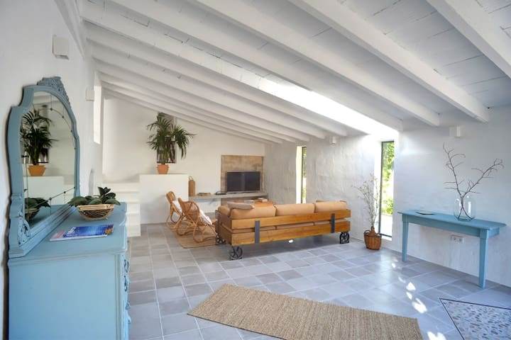 "Casa rural vacacional ""Es Rieral"" - Andratx - Maison"