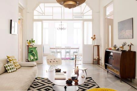 1940s designer flat in Beirut