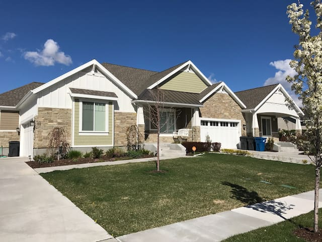Twin home on the park - American Fork - Dům