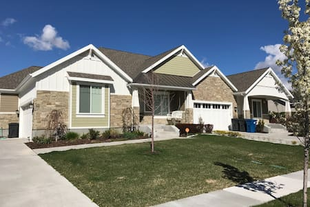 Twin home on the park - American Fork - 獨棟