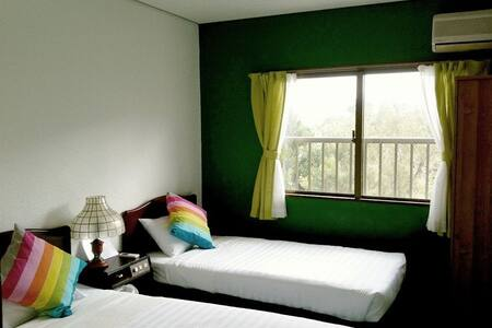 Seaside Twin room 04 - Villa