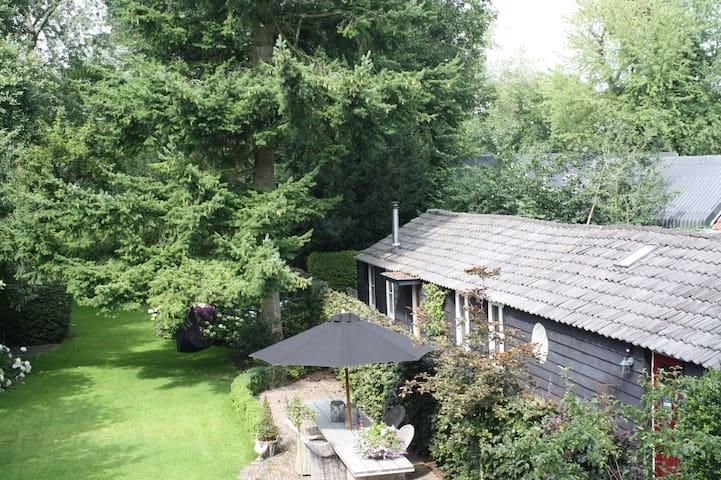 Charmant huisje in rust en groen - Baarn - Casa