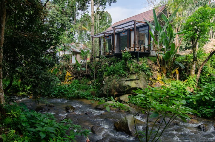 2 Bedrooms Villa, Waterfall @Doi Saket Chiang Mai