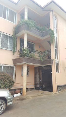Beautiful flat in upscale Kololo - Kampala - Byt