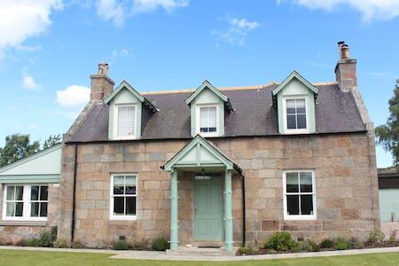 Beautiful Farmhouse - Royal Deeside - Tarland - Rumah