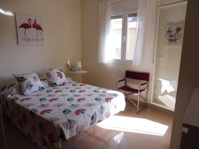 Dormitorio Principal (con balcón)