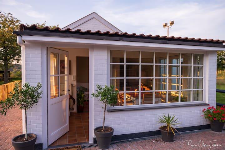 Lasne : Guest House avec SPA dans la nature