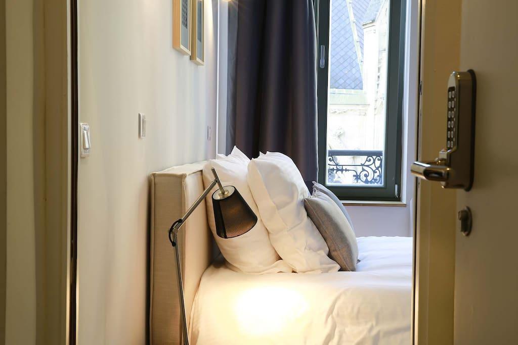 appartement t3 le clarence nord pas de calais. Black Bedroom Furniture Sets. Home Design Ideas