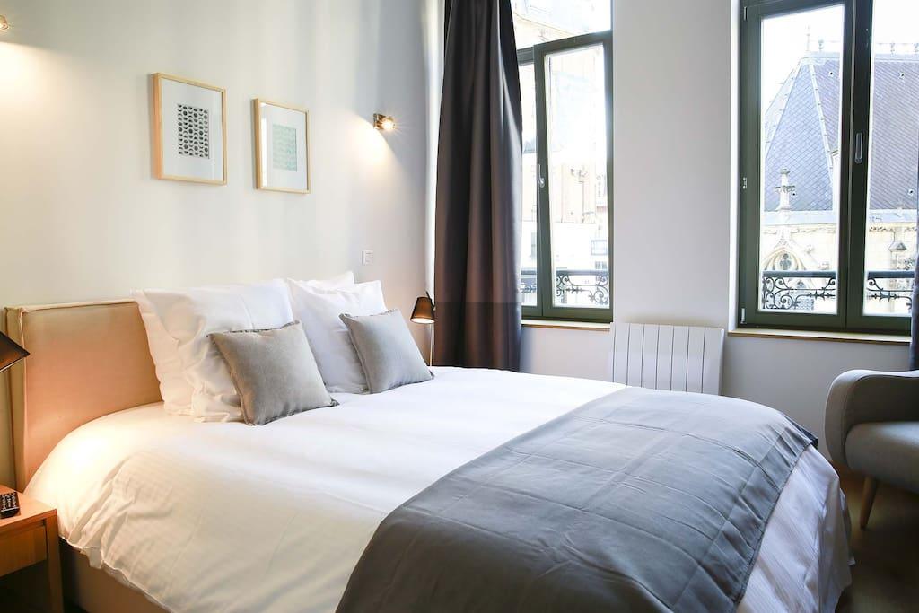 appartement t3 le clarence appartements louer lille nord pas de calais france. Black Bedroom Furniture Sets. Home Design Ideas