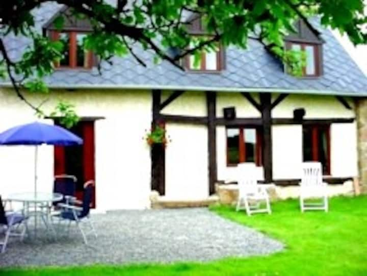 Normandy Colombage, Heated pool, end of May-Sept