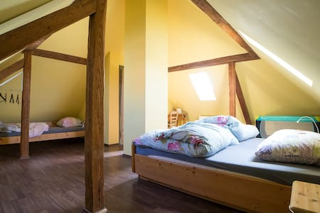 Charming Tower Room - Hochdorf-Assenheim - 独立屋